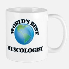 World's Best Muscologist Mugs