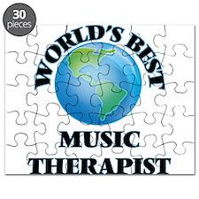 World's Best Music Therapist Puzzle