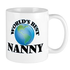 World's Best Nanny Mugs