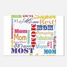 Text Mom Postcards (Package of 8)