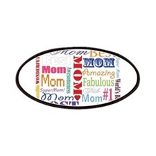 Text Mom Patches
