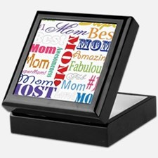 Text Mom Keepsake Box