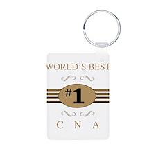 World's Best CNA Keychains