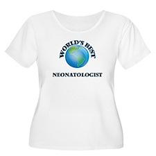 World's Best Neonatologist Plus Size T-Shirt