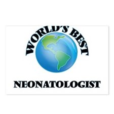 World's Best Neonatologis Postcards (Package of 8)