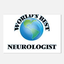 World's Best Neurologist Postcards (Package of 8)
