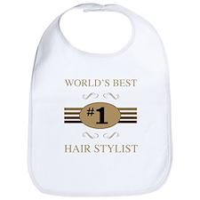 World's Best Hair Stylist Bib