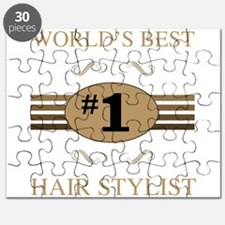 World's Best Hair Stylist Puzzle