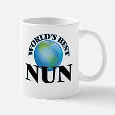 World's Best Nun Mugs