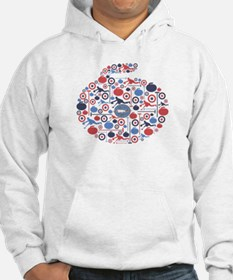 Stone Collage Hoodie