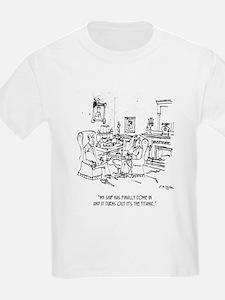 Finance Cartoon 9229 T-Shirt