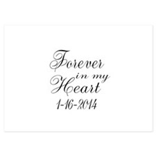 Forever in my Heart Invitations