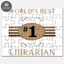 World's Best Librarian Puzzle