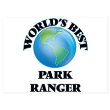 World's Best Park Ranger Invitations