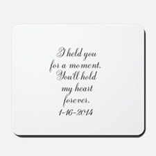 Personalizable For a Moment Mousepad