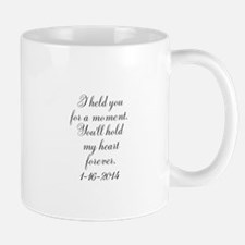 Personalizable For a Moment Mugs