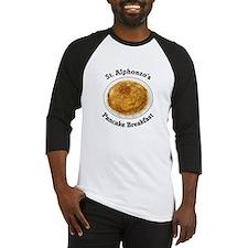 St. Alphonzo's Pancake Breakfast Baseball Jersey