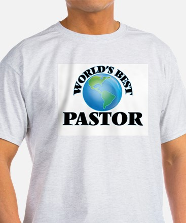 World's Best Pastor T-Shirt