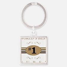 World's Best Nurse Keychains