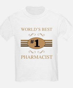 World's Best Pharmacis T-Shirt
