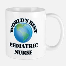 World's Best Pediatric Nurse Mugs