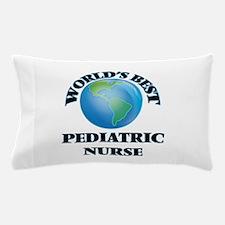 World's Best Pediatric Nurse Pillow Case