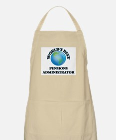 World's Best Pensions Administrator Apron