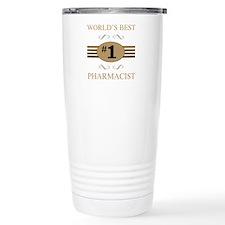 World's Best Pharmacist Travel Mug