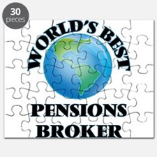 World's Best Pensions Broker Puzzle