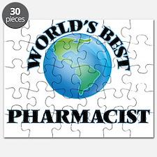 World's Best Pharmacist Puzzle