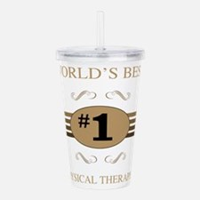 World's Best Physical Acrylic Double-wall Tumbler