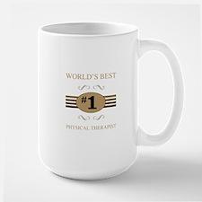 World's Best Physical Therapist Mugs