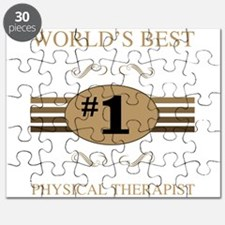 World's Best Physical Therapist Puzzle