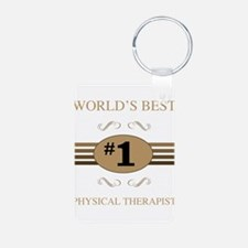 World's Best Physical Therapist Keychains