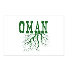 Oman Roots Postcards (Package of 8)