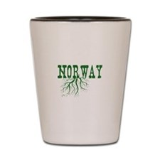 Norway Roots Shot Glass