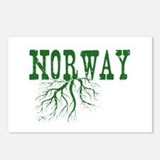 Norway Roots Postcards (Package of 8)