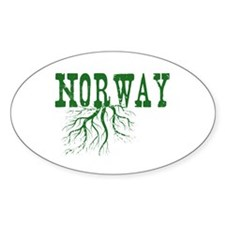 Norway Roots Decal