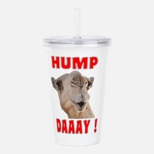 Hump Day Acrylic Double-wall Tumbler