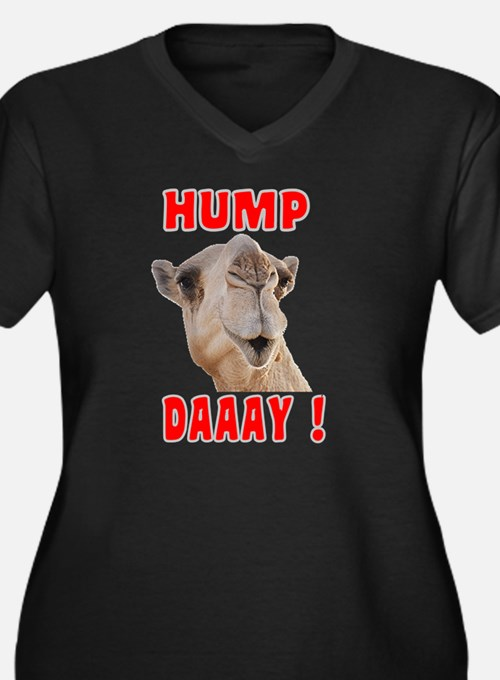 Hump Day Plus Size T-Shirt
