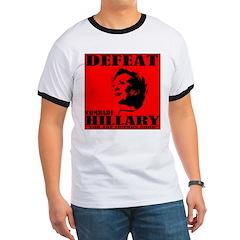 Defeat Comrade Hillary T
