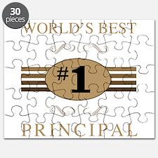 World's Best Principal Puzzle