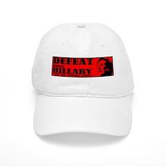 Defeat Comrade Hillary Baseball Cap