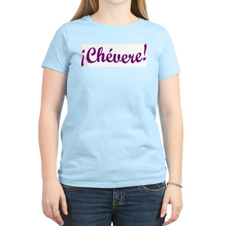 """Chevere"" Pink T-Shirt"