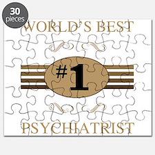World's Best Psychiatrist Puzzle