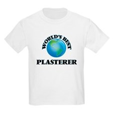 World's Best Plasterer T-Shirt