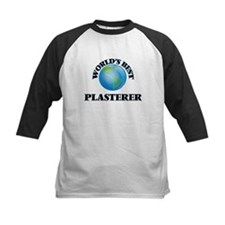 World's Best Plasterer Baseball Jersey
