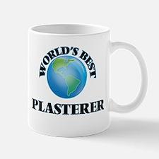 World's Best Plasterer Mugs