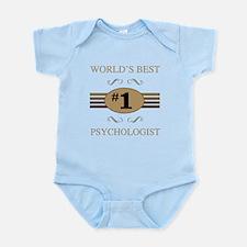 World's Best Psychologist Body Suit