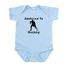 Addicted To Hockey Body Suit